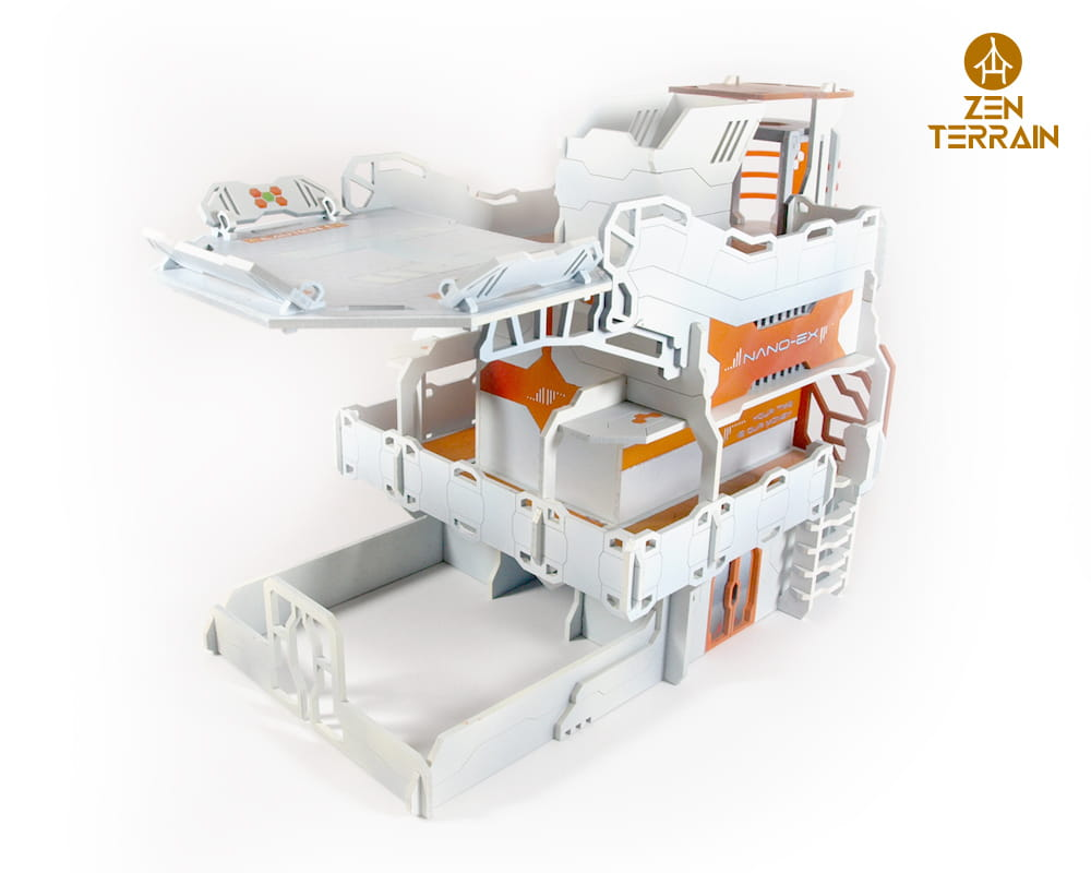 http://www.zenterrain.com/en_US/p/Shipping-Company-Building-Dice-Tower/125