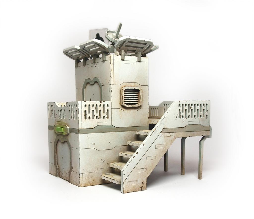 Military Outpost Zen Terrain