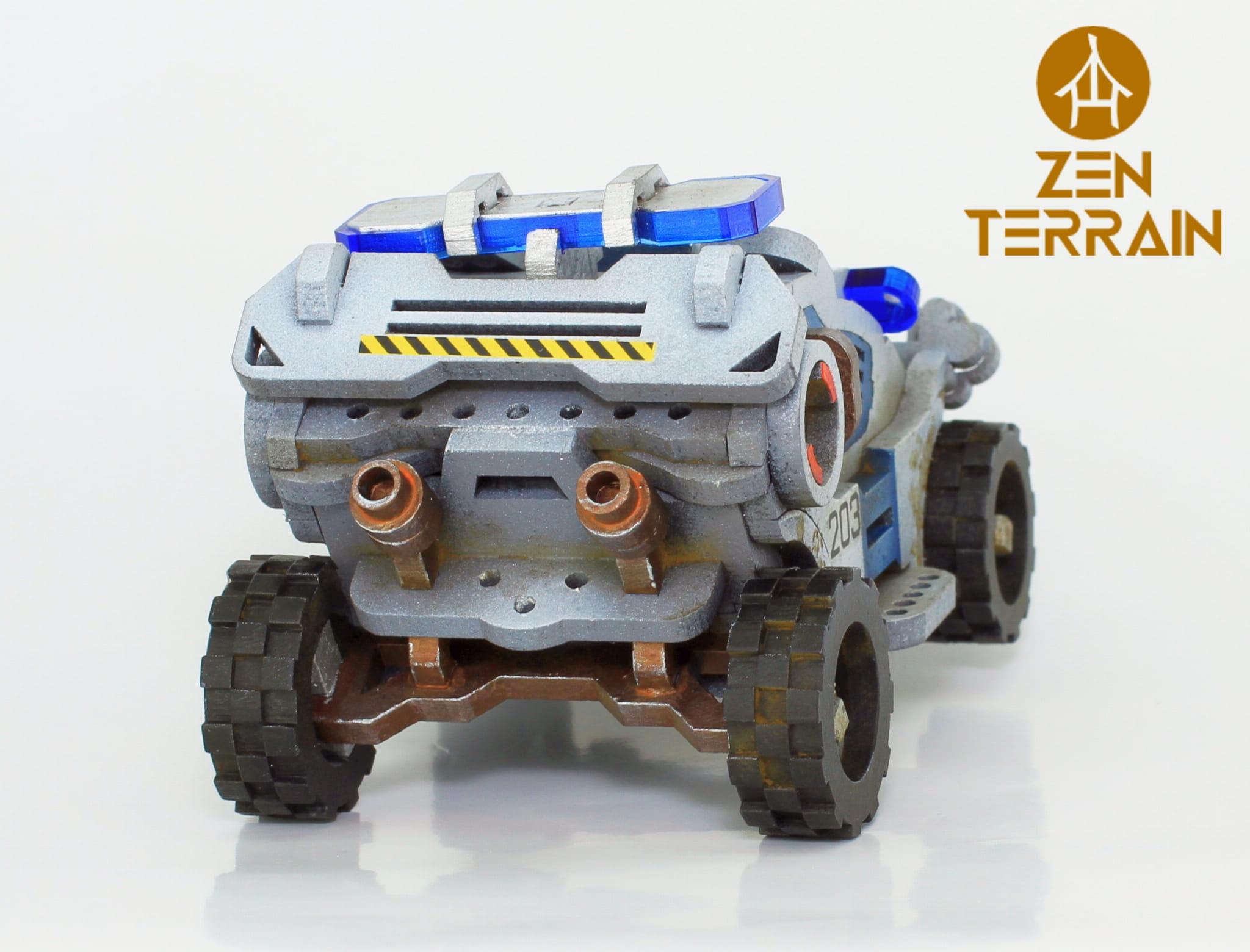 Auto1 Zen Terrain