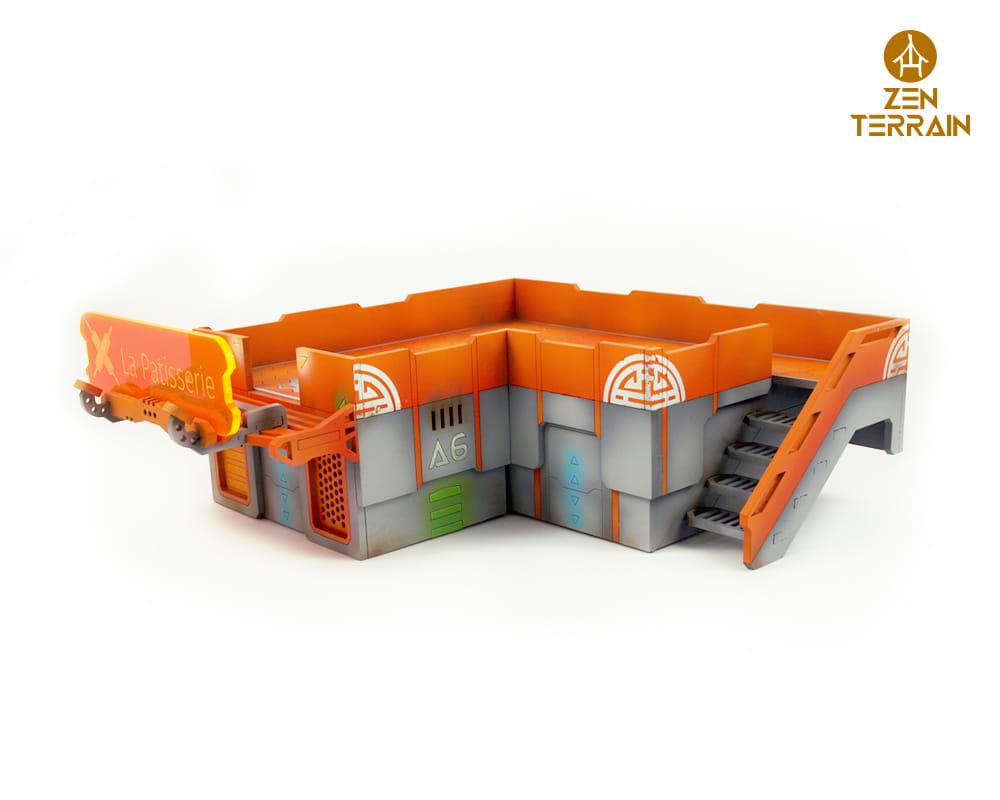 Hab L Bundle Pack 2 Zen Terrain