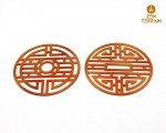 55mm base overlays - 'ORIENTAL' set